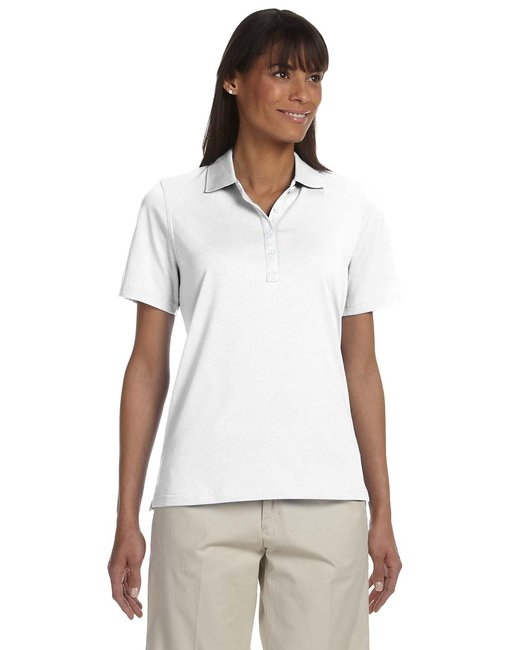 Ashworth [1147C] Ladies'  High Twist Cotton Tech Polo