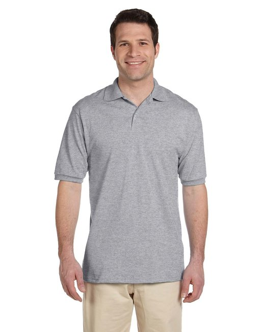 Jerzees [437] Men's  5.6 oz., 50/50 Jersey Polo with SpotShield™