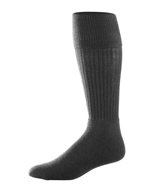 Augusta Youth Size Soccer Sock - BLACK - 7-9 - 6031 at Sears.com