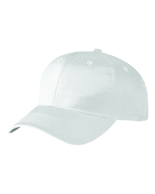 Augusta Drop Ship [6204] 6-Panel Cotton Twill Low Profile Cap