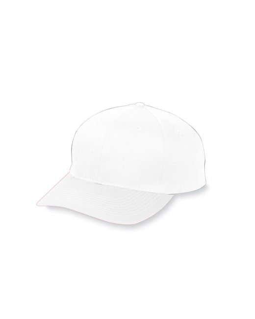 Augusta Drop Ship [6206] Youth 6-Panel Cotton Twill Low Profile Cap