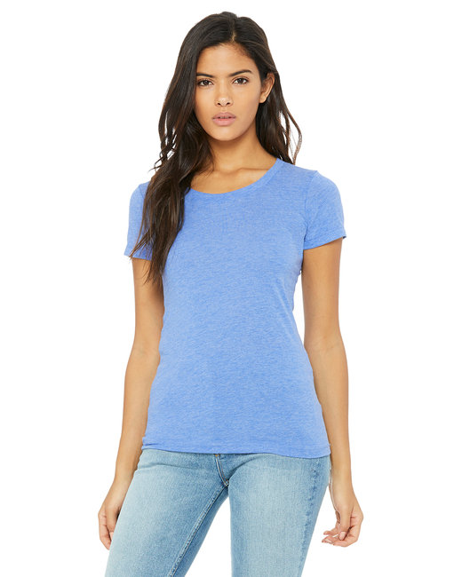 Bella [B8413] Ladies'  3.4 oz. Triblend T-Shirt