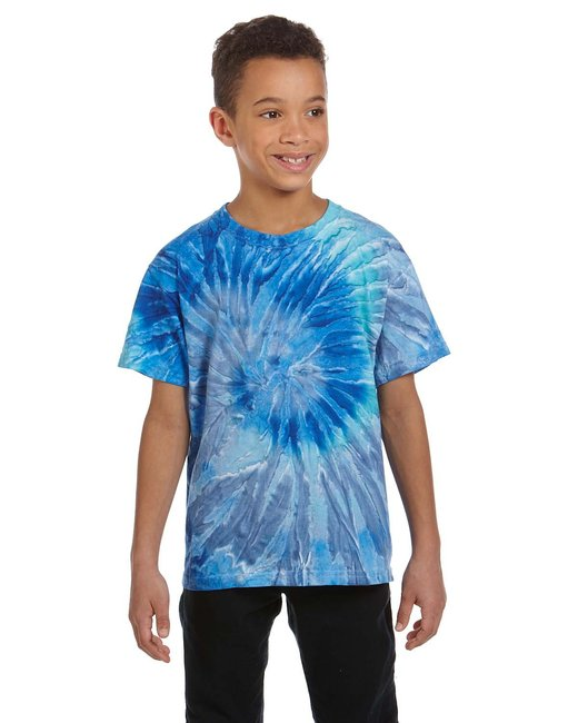 Tie-Dye [CD100Y] Youth  5.4 oz., 100% Cotton Tie-Dyed T-Shirt