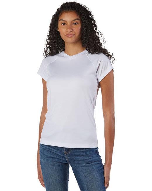 Champion [CW23] Ladies'  4 oz. Double Dry® Performance T-Shirt
