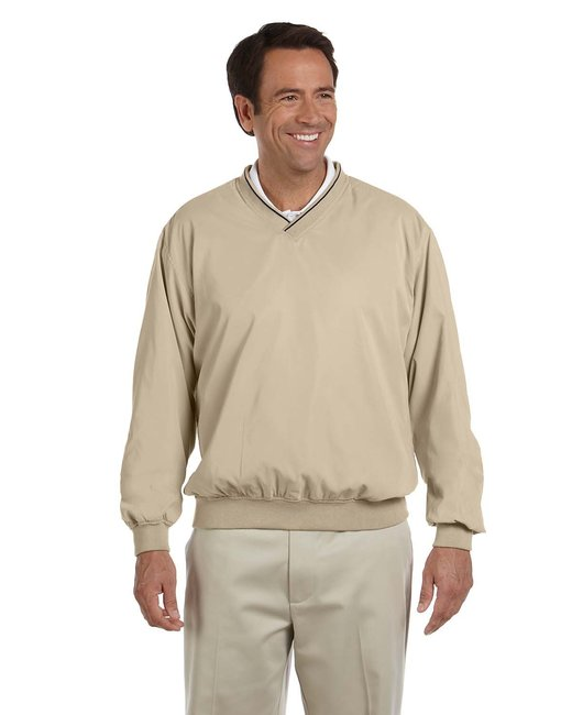 Devon & Jones [D950] Men's  Windcheater Wind Shirt