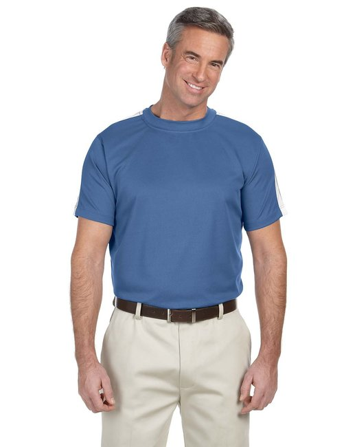 Devon & Jones [DG370] Men's  Dri-Fast™ Advantage™ Mesh Mock