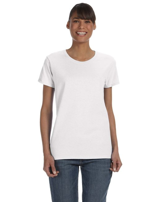 Gildan [G500L] Ladies'  5.3 oz. Heavy Cotton Missy Fit T-Shirt