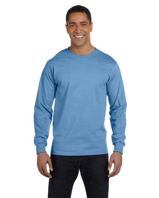 New Gildan Mens Ultra Blend L/S T Shirt  Any Size/Color