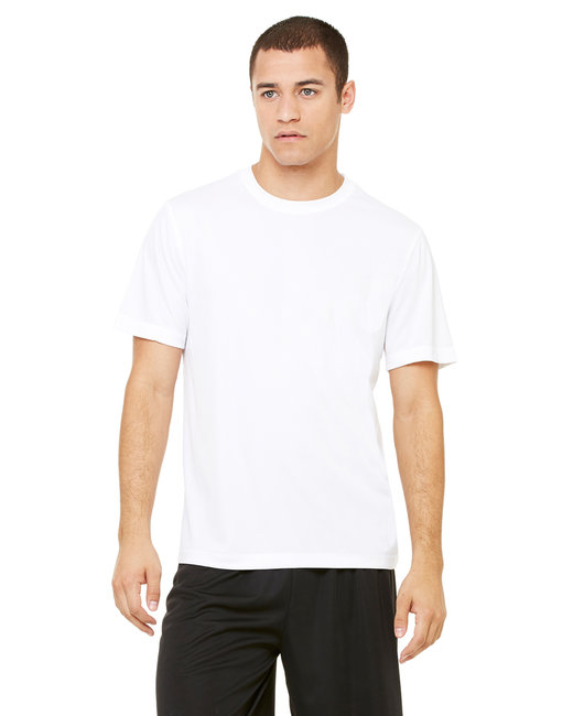 Alo [M1006] Men's  4.1 oz. Short-Sleeve Performance T-Shirt