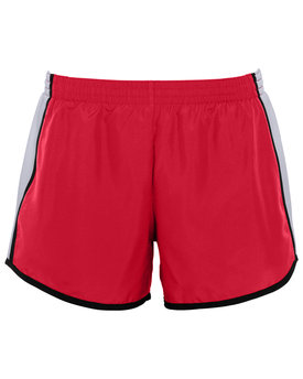 1265 Augusta Drop Ship Ladies' Jr. Fit Pulse Team Short