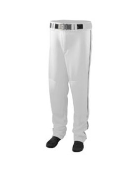 1446 Augusta Drop Ship Youth Series Baseball/Softball Pant with Piping