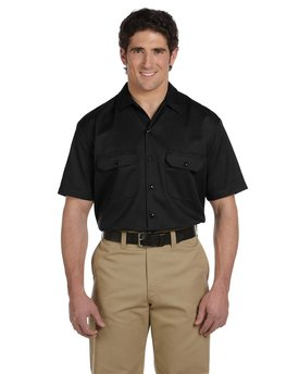 1574 Dickies Men's 5.25 oz. Short-Sleeve Work Shirt