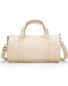 3301 UltraClub by Liberty Bags Grant Cotton Canvas Duffel Bag