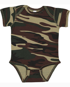 4403 Code Five Infant Camouflage Bodysuit