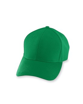 6235 Augusta Drop Ship Athletic Mesh Cap
