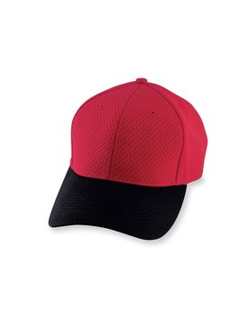 6236 Augusta Drop Ship Youth Athletic Mesh Cap
