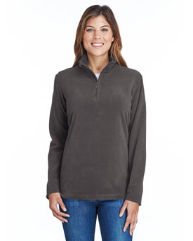 6427 Columbia Ladies' Crescent Valley Quarter-Zip Fleece