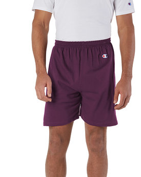 8187 Champion Cotton Gym Short