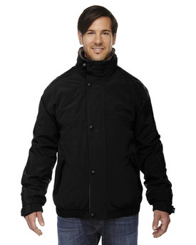 88009 Ash City - North End Adult 3-in-1 Bomber Jacket