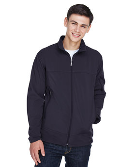 88099 Ash City - North End Men's Three-Layer Fleece Bonded Performance Soft Shell Jacket