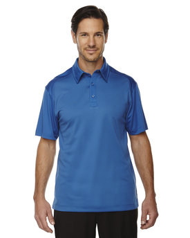 88676 Ash City - North End Sport Red Men's Symmetry UTK cool.logik™ Coffee Performance Polo