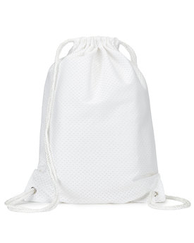8895 UltraClub by Liberty Bags Jersey Mesh Drawstring Backpack
