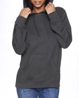 9301 Next Level Adult French Terry Pullover Hoody