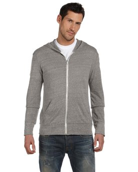 AA1970 Alternative Men's Eco-Jersey Zip Hoodie