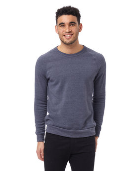 AA9575 Alternative Men's Champ Eco-Fleece Solid Sweatshirt
