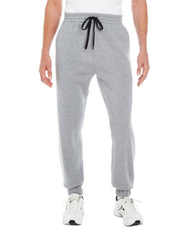 BU8800 Burnside Adult Fleece Jogger Sweatpants