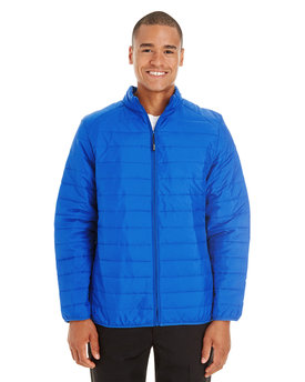 CE700 Ash City - Core 365 Men's Prevail Packable Puffer