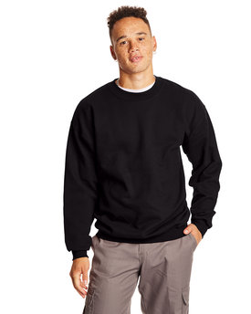 F260 Hanes 9.7 oz. Ultimate Cotton® 90/10 Fleece Crew