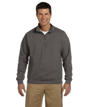 G188 Gildan Adult Heavy Blend™  8 oz. Vintage Cadet Collar Sweatshirt