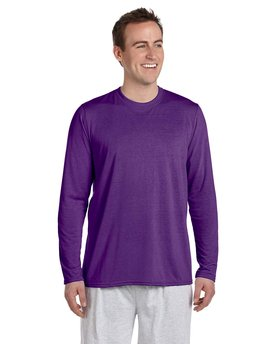 G424 Gildan Adult Performance® 5 oz. Long-Sleeve T-Shirt