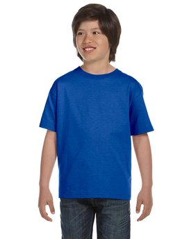 G800B Gildan Youth DryBlend® 5.6 oz., 50/50 T-Shirt
