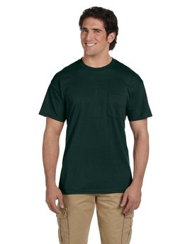 G830 Gildan Adult DryBlend® 5.6 oz., 50/50 Pocket T-Shirt
