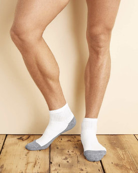 GP731 Gildan Adult Platinum™ Adult Ankle Socks