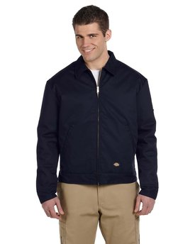 JT15 Dickies Men's 8 oz. Lined Eisenhower Jacket