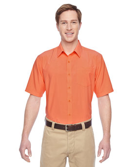 M610S Harriton Men's Paradise Short-Sleeve Performance Shirt