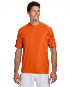 N3142 A4 Men's Short-Sleeve Cooling Performance Crew