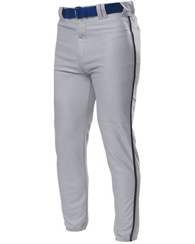 NB6178 A4 Drop Ship Youth Pro Style Elastic Bottom Baseball Pants