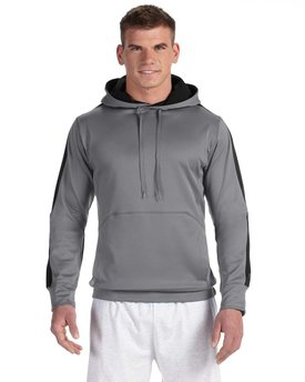 S220 Champion 5.4 oz. Performance Fleece Pullover Hood