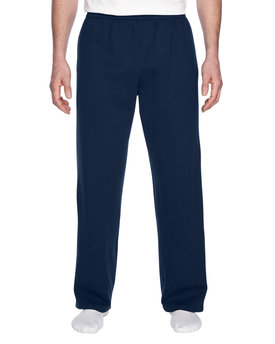 SF74R Fruit of the Loom Adult 7.2 oz. Sofspun® Open-Bottom Pocket Sweatpants