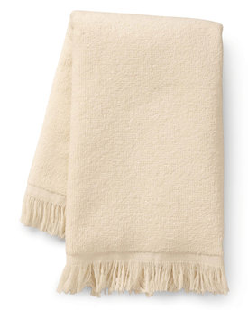 T600 Anvil Fringed Fingertip Towel