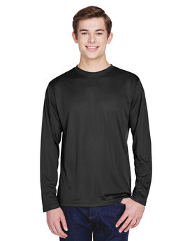 TT11L Team 365 Men's Zone Performance Long Sleeve T-Shirt