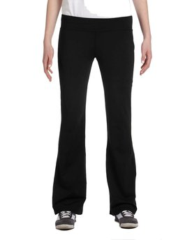 W5004T All Sport Ladies' Solid Pant Tall